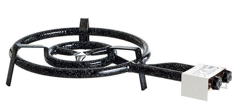 Allgrill Ring-Gasbrenner mit 2 Ringen