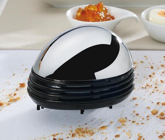 """Cilio Mini-Tischsauger """"Maus"""" verchromt"""