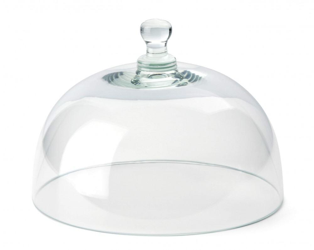 Continenta Käseglocke aus Glas