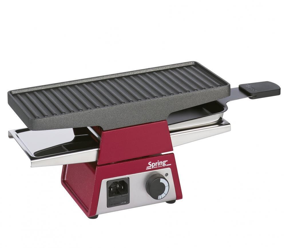 Spring Raclette2+ Basismodul in rot