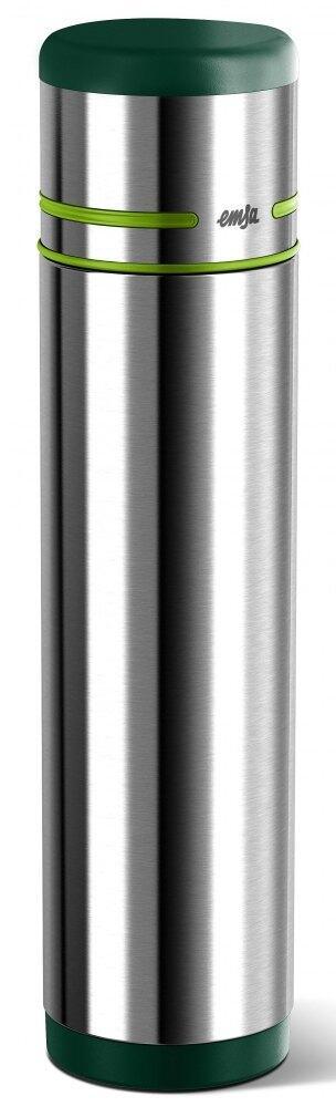 Emsa Isolierflasche Mobility Edelstahl/Grün