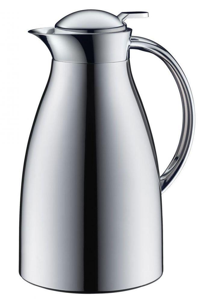 alfi Isolierkanne Senso Metall verchromt