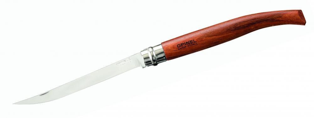 Opinel Messer Slim-Line, Größe 15, Bubinga-Holz