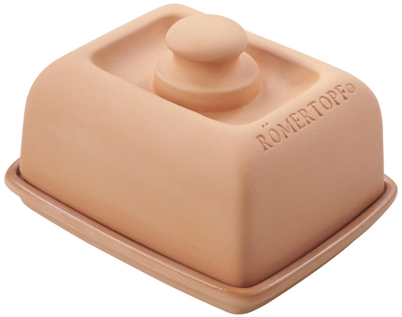 Römertopf Klima-Butterdose