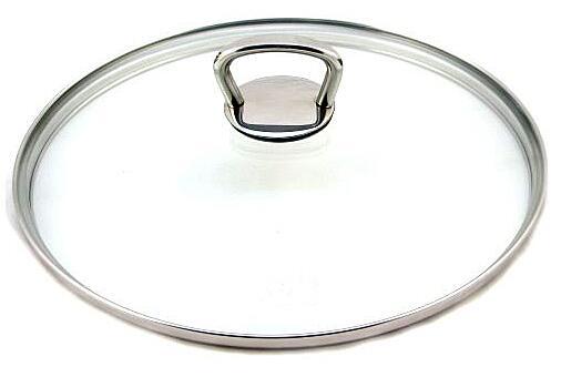 Silit Glasdeckel für die Serie Toskana, Primo, Marino, Opal