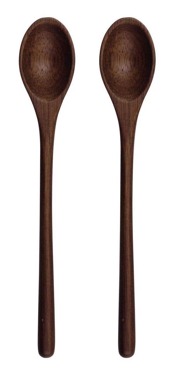 ASA Holzlöffel 2er Set wood dark aus Akazie