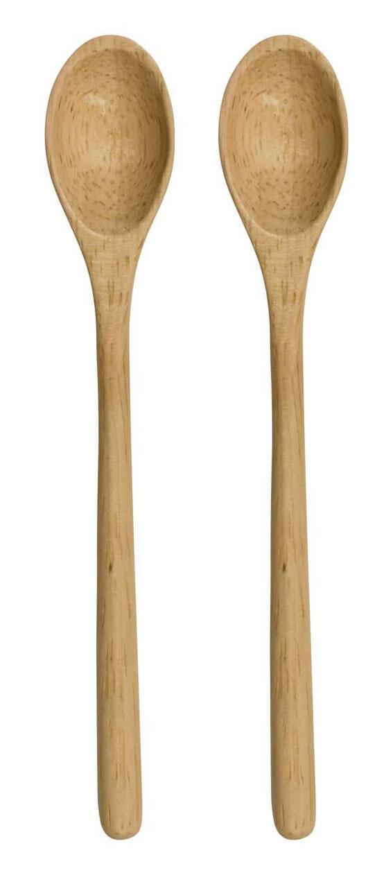 ASA Holzlöffel 2er Set wood natur