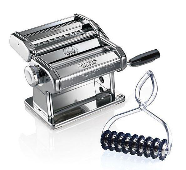 Marcato Nudelmaschine Atlas 150 mit Pastabike