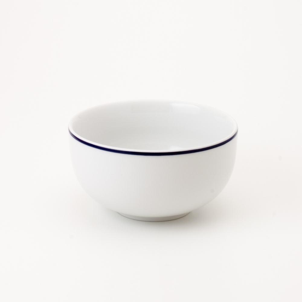 Kahla Aronda Dessertschale 11 cm in Blaue Linie
