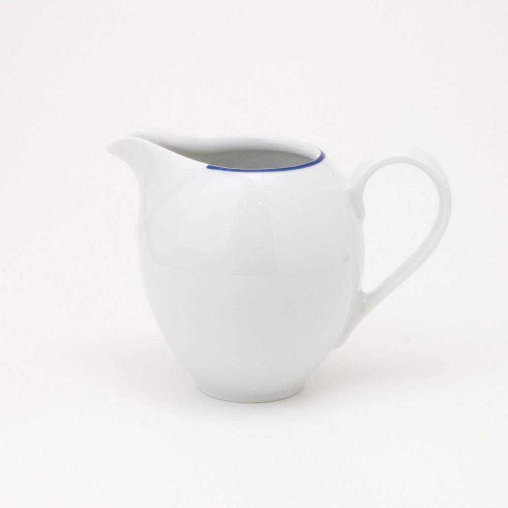Kahla Aronda Milchkännchen 0,20 l in Blaue Linie