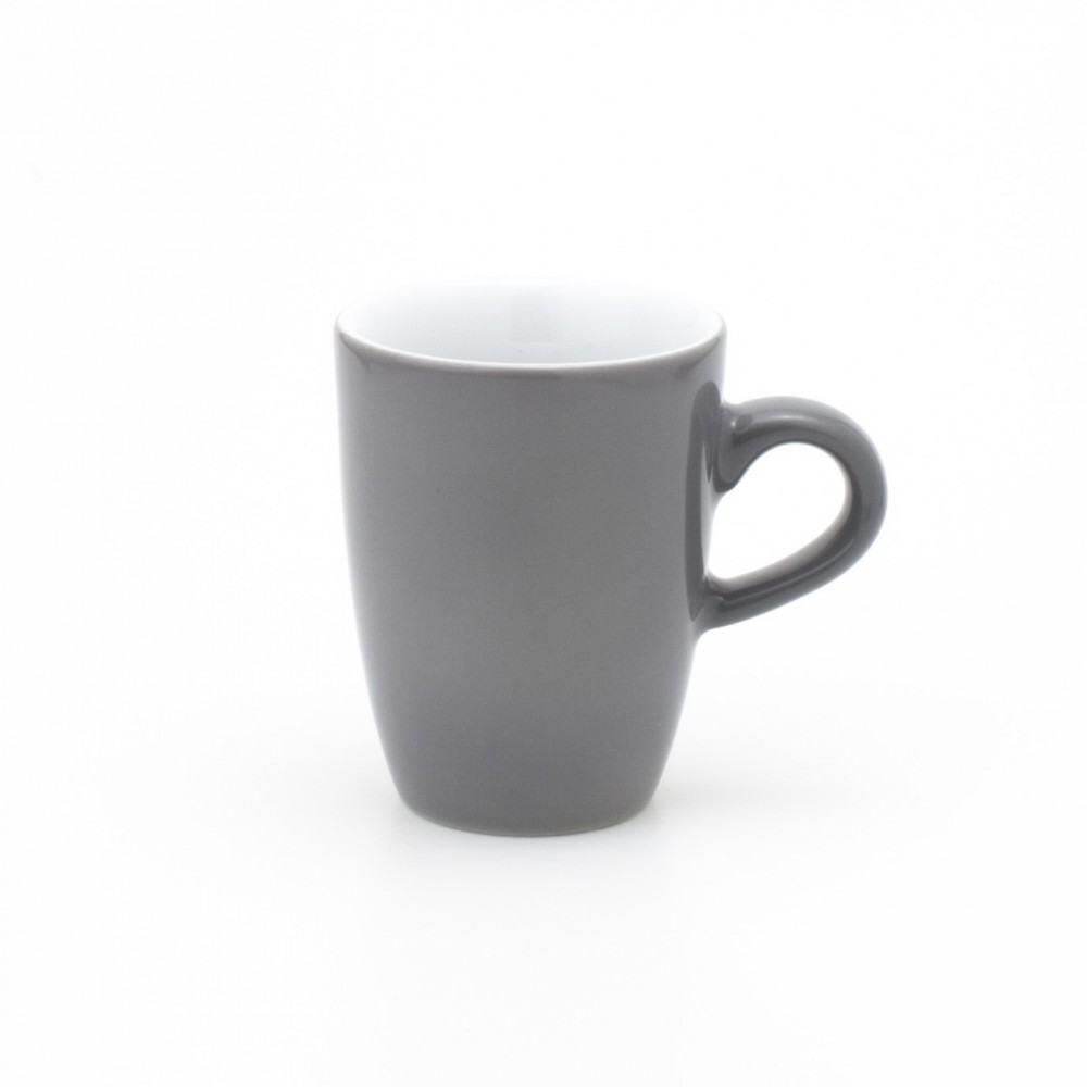 Kahla Pronto Espresso-Obertasse hoch 0,10 l in grau