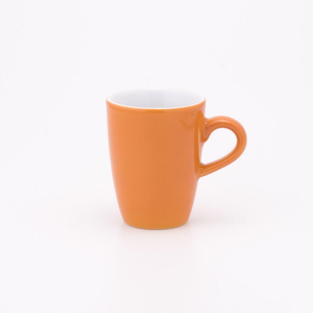 Kahla Pronto Espresso-Obertasse hoch 0,10 l in orange
