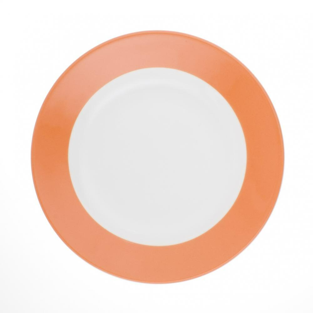 Kahla Pronto Suppenteller 22 cm in orange