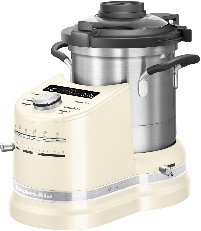 KitchenAid Cook Processor ARTISAN in creme