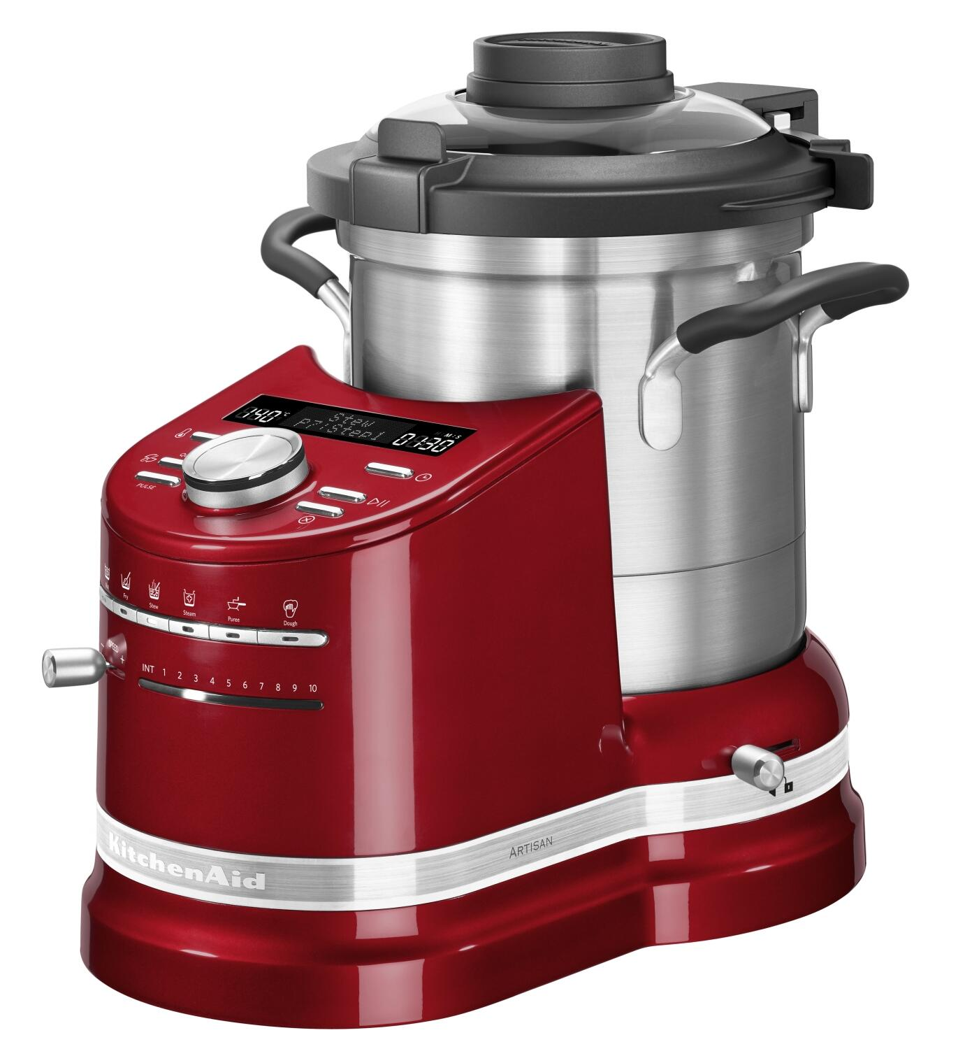 KitchenAid Cook Processor ARTISAN in liebesapfelrot