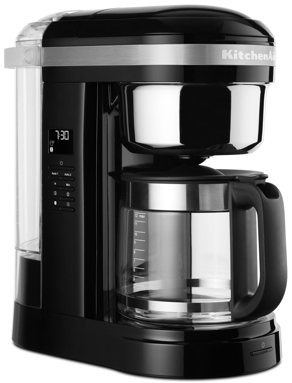 KitchenAid Drip-Kaffeemaschine in onyx schwarz