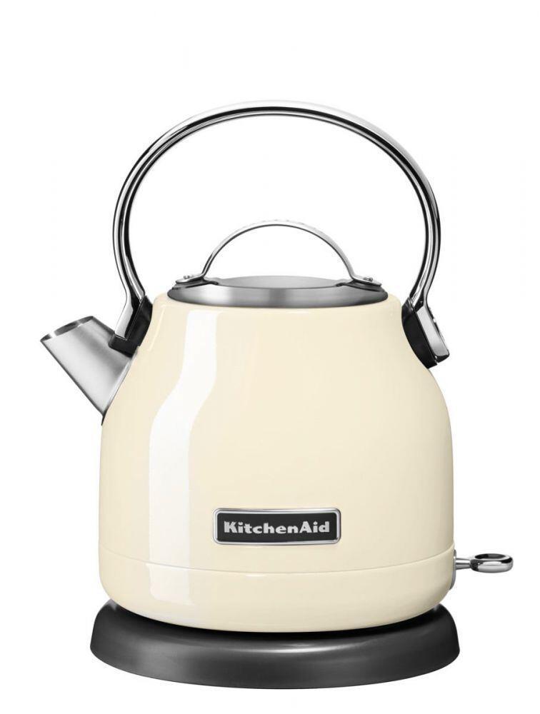 KitchenAid Wasserkocher in creme, 1,25 L