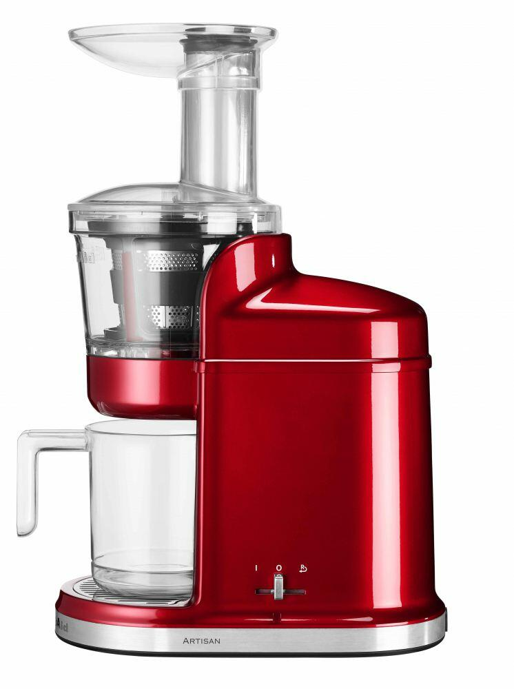 KitchenAid Maximal-Entsafter ARTISAN in liebesapfel rot