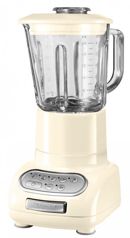 KitchenAid Artisan Blender / Standmixer creme