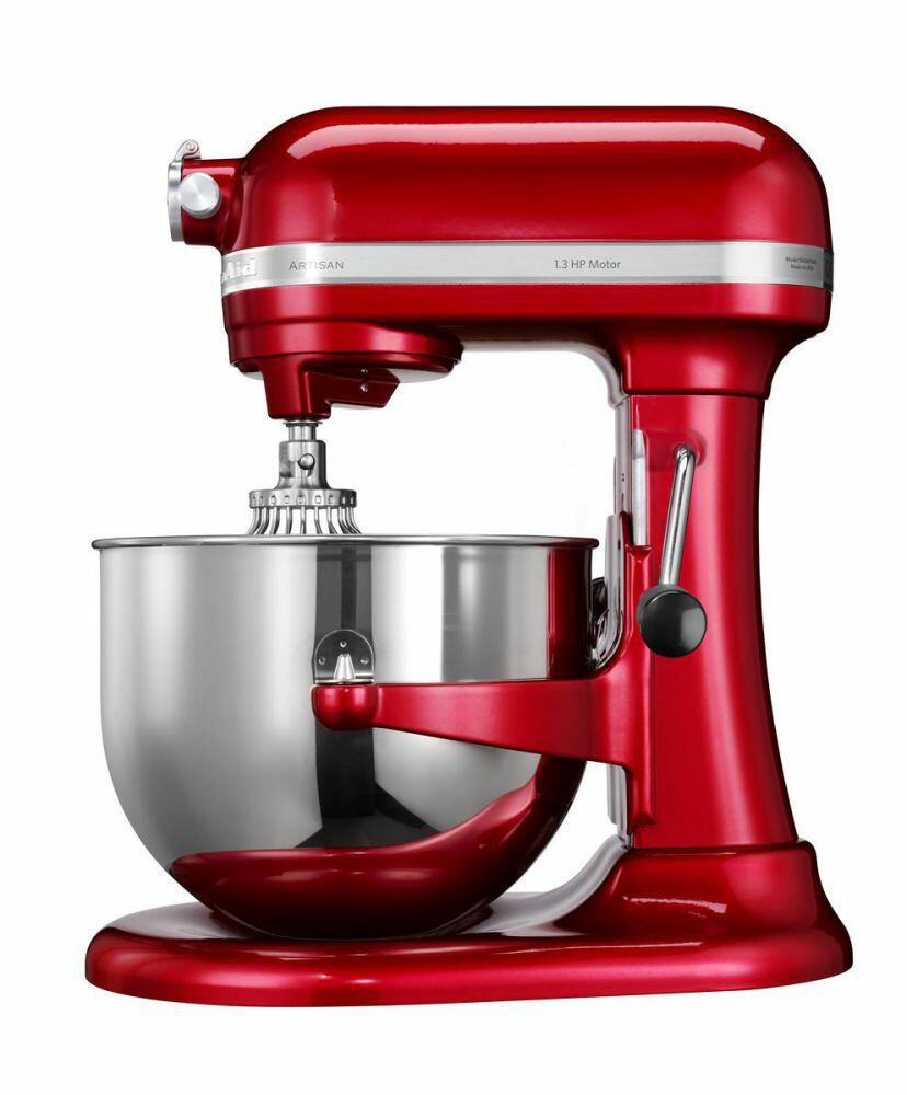 Kitchenaid Küchenmaschine Rot 2021
