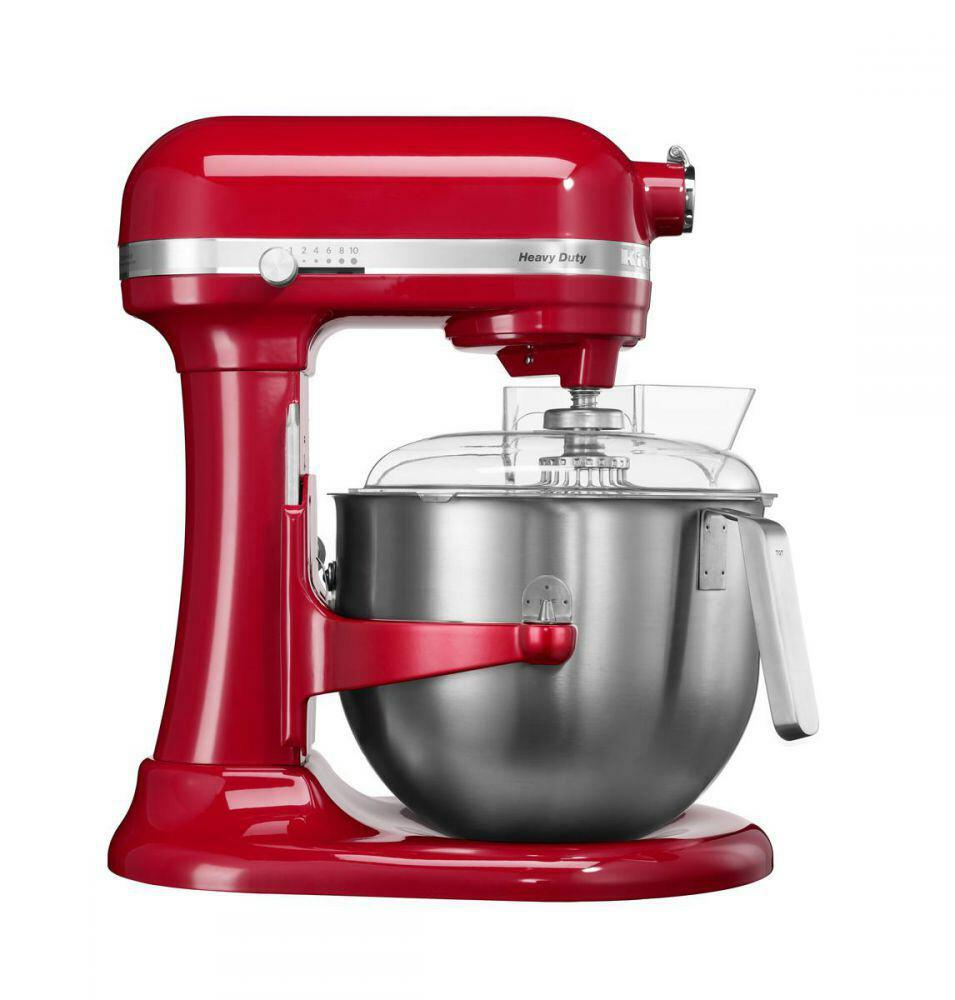 kitchenaid k chenmaschine heavy duty in empire rot 6 9 l. Black Bedroom Furniture Sets. Home Design Ideas