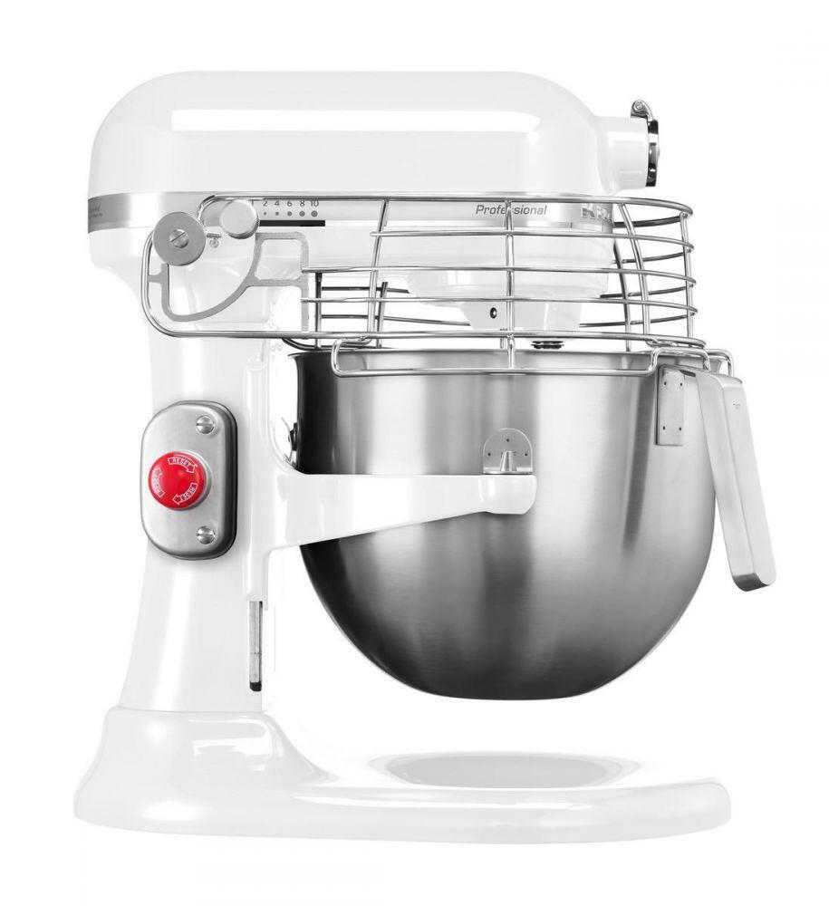 KitchenAid Küchenmaschine PROFESSIONAL in weiß, 6,9 L