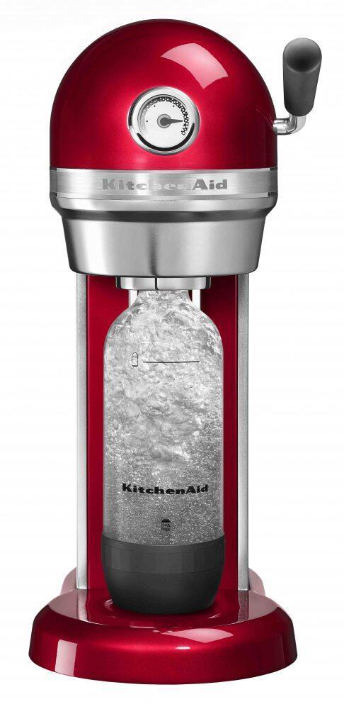KitchenAid Trinkwassersprudler ARTISAN in liebesapfelrot