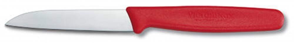 Victorinox Nylon Gemüsemesser, 8 cm, rot