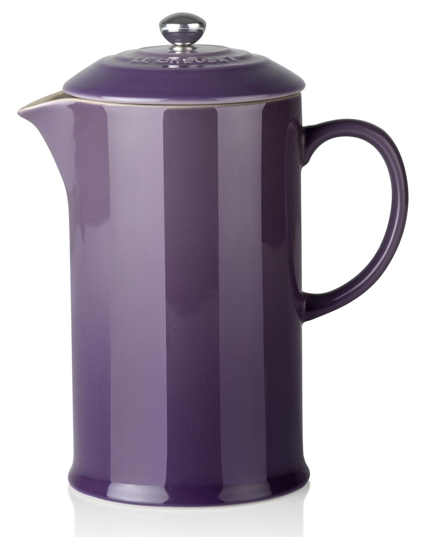 Le Creuset Kaffeebereiter in ultra violet
