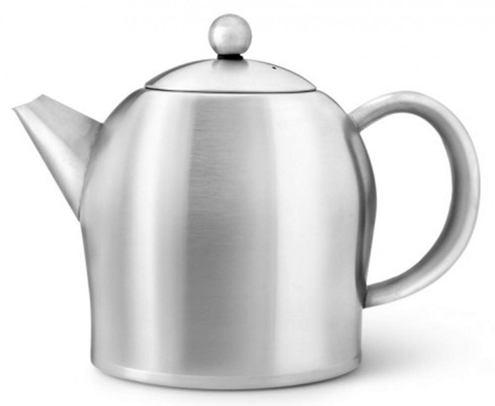 Bredemeijer Teekanne Minuet Santhee matt gebürstet