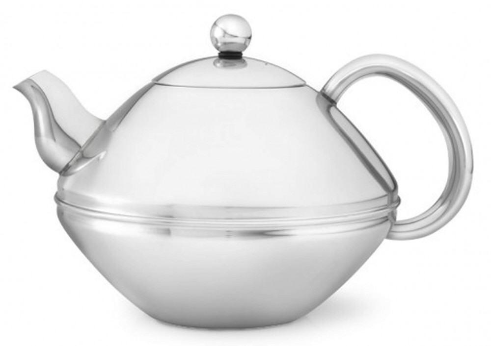 Bredemeijer Teekanne Minuet Ceylon hochglanzpoliert, 1,4 Liter