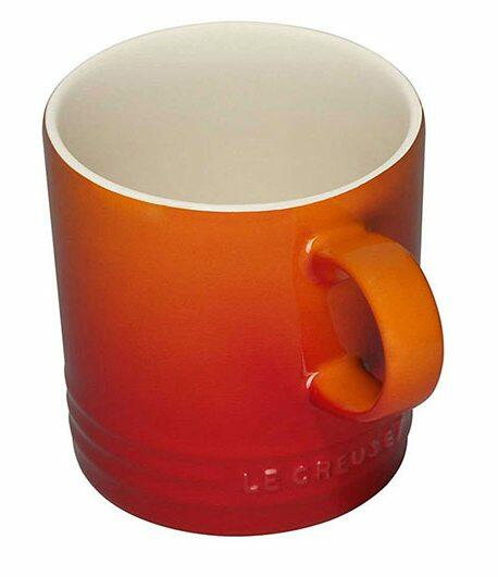 Le Creuset Becher in ofenrot, 200 ml