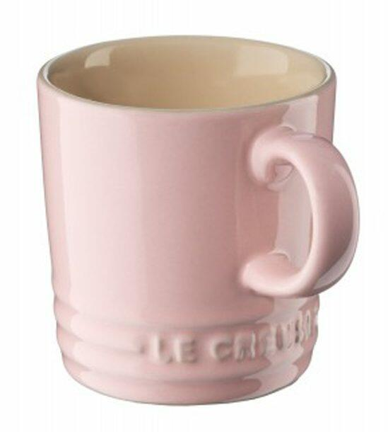 Le Creuset Becher in chiffon pink, 0,35 L