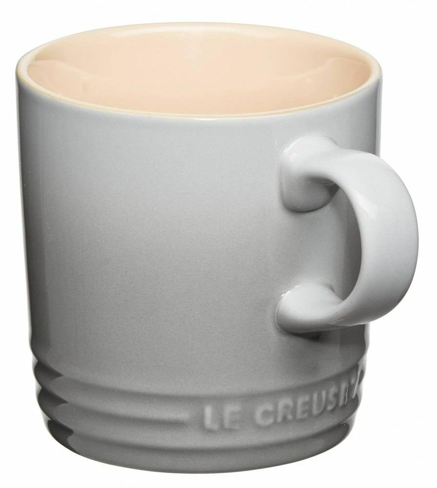 Le Creuset Becher 0,35 Liter in perlgrau