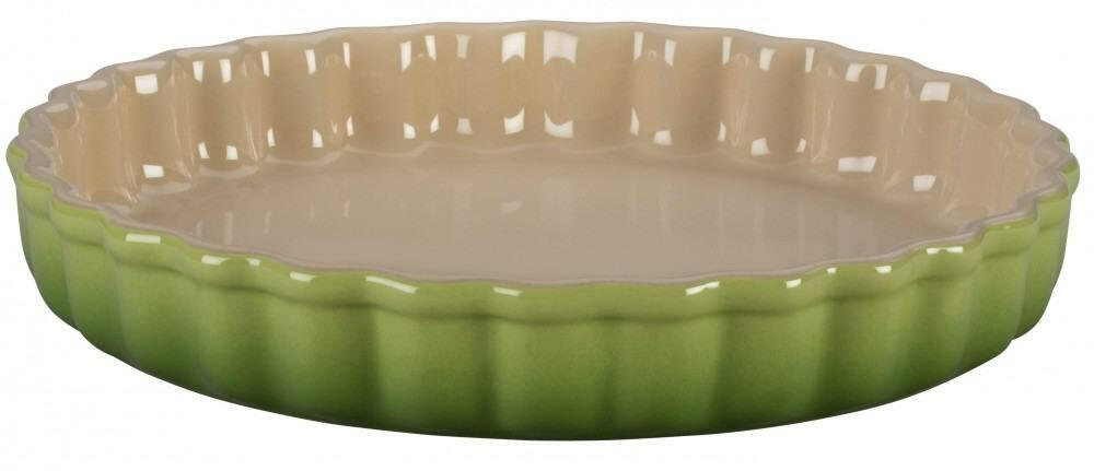 Le Creuset Tarteform in palm