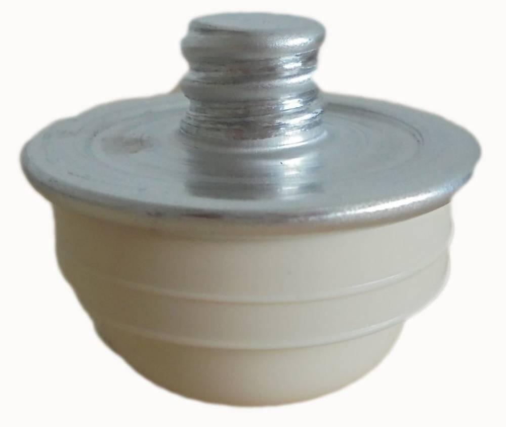 alfi Ersatzstopfen aus Alu für Isolierkanne Juwel, Saphir 1 L bis 2 L