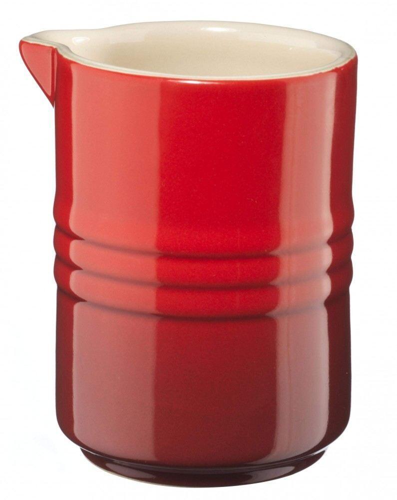 Le Creuset Milchkännchen 0,15 Liter in kirschrot