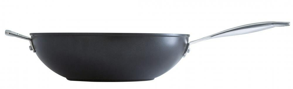 Le Creuset Aluminium-Antihaft Wok-Pfanne