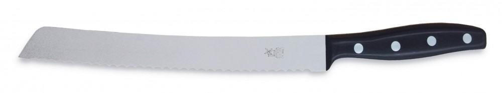 Windmühlenmesser Brotsägemesser K B in POM-Kunststoff, schwarz (rostfrei)