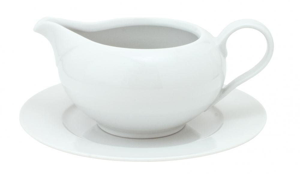 Kahla Aronda Sauciere 0,45 l 2 tlg. in weiß