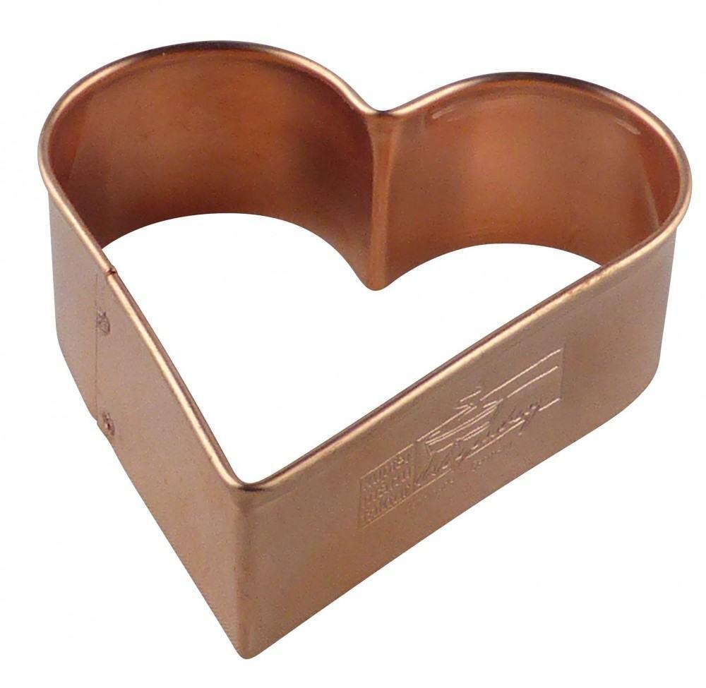 Ausstechform Herz aus der Kupfermanufaktur Weyersberg