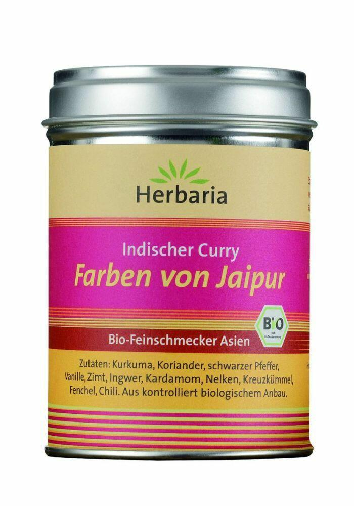 Herbaria Farben von Jaipur, Indischer Curry
