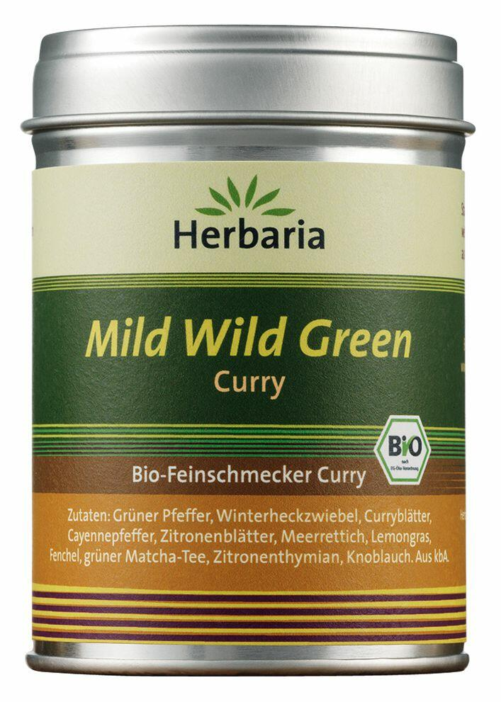 Herbaria Mild Wild Green Curry