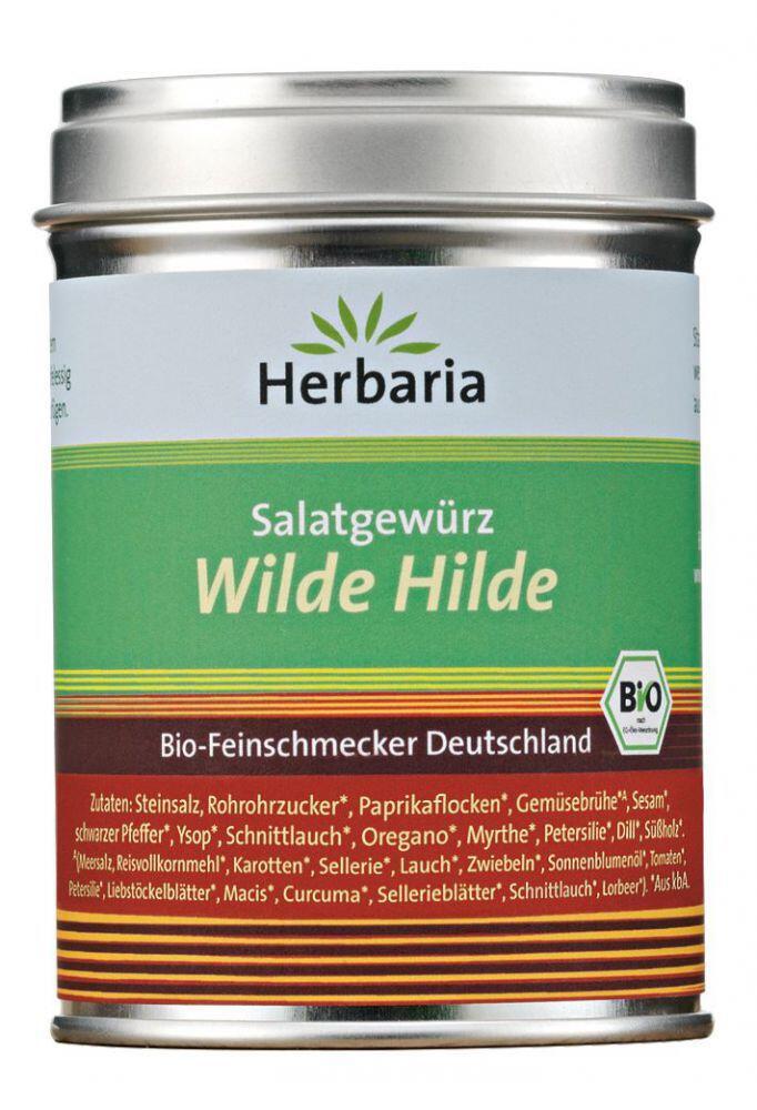 Herbaria Wilde Hilde, Salatgewürz