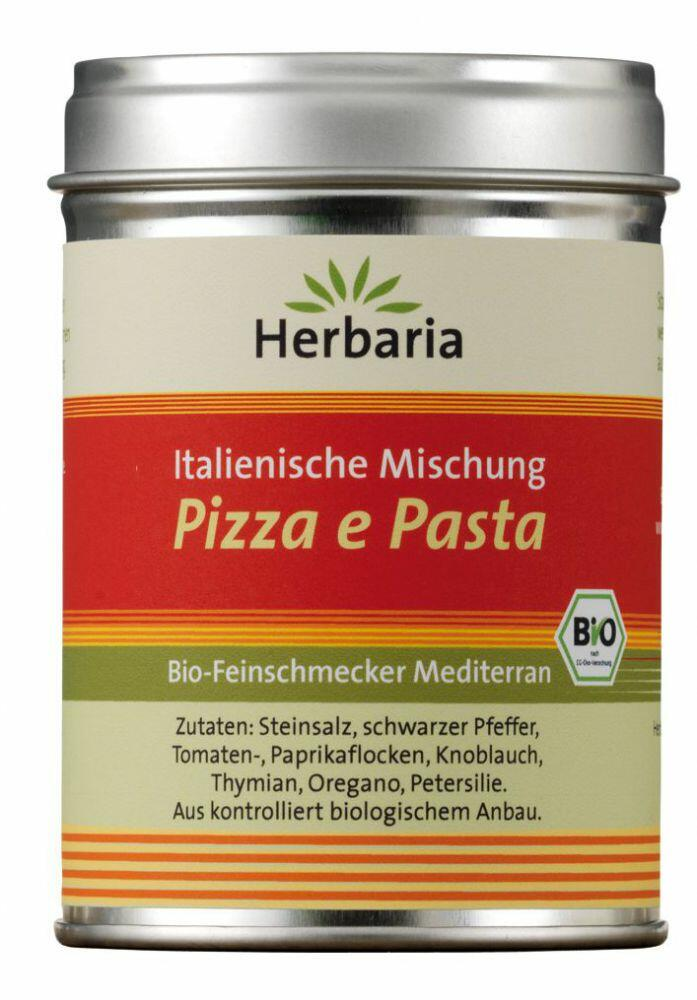 Herbaria Pizza e Pasta, Italienische Mischung