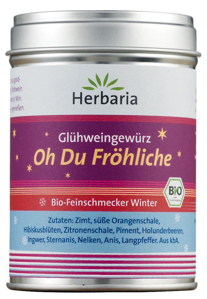 Herbaria Oh Du Fröhliche, Glühweingewürz