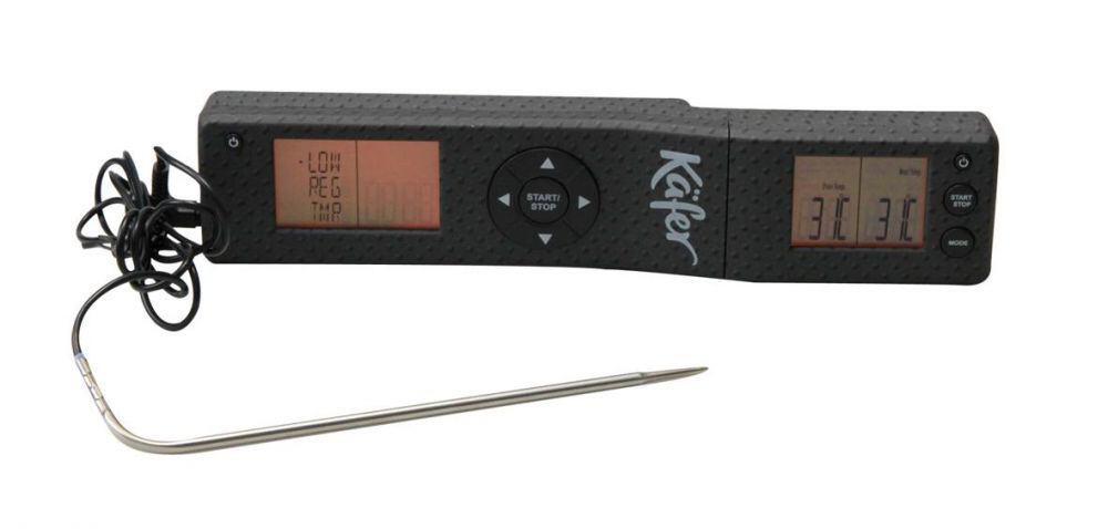 Käfer Funk-Braten- und Ofenthermometer ETC536