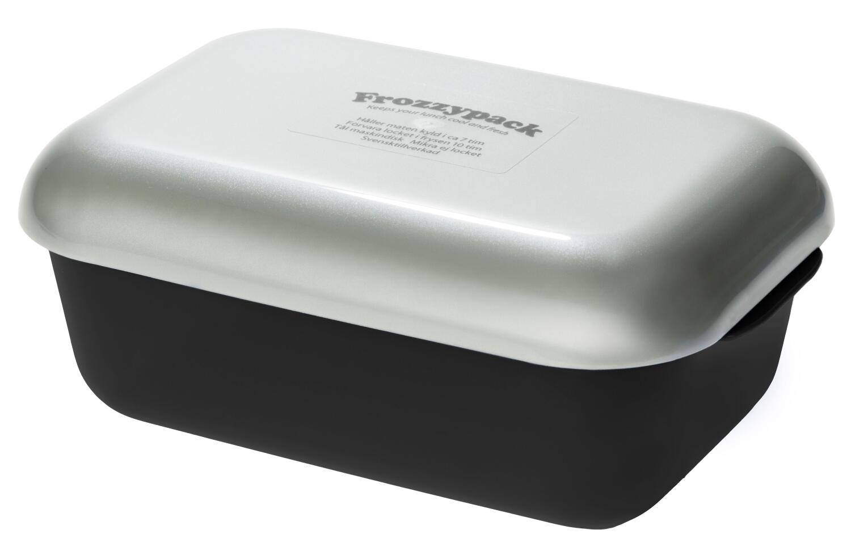 Frozzypack Lunchbox Nordic Sea in aluminium