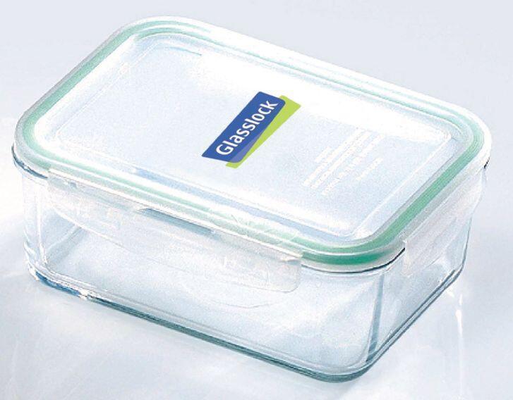 Glasslock Frischhaltebehälter rechteckig