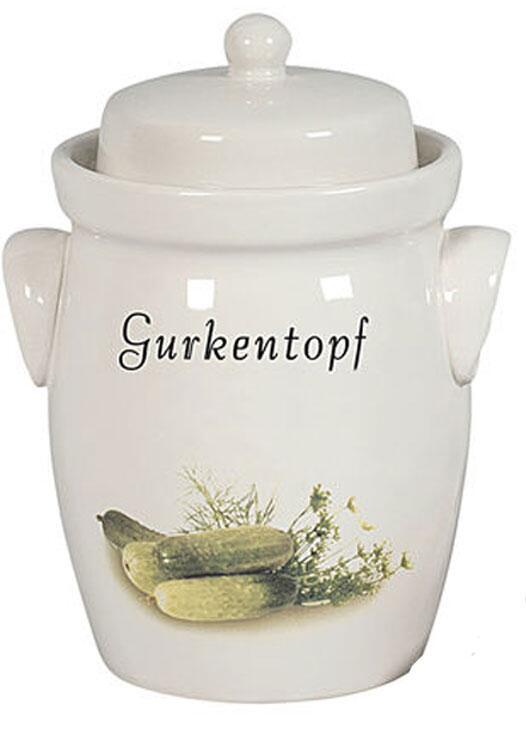 Schmitt Gurkentopf